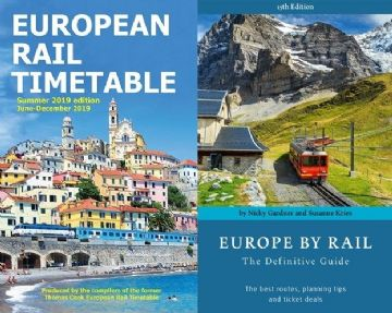 Summer 2019 & Europe by Rail BUNDLE